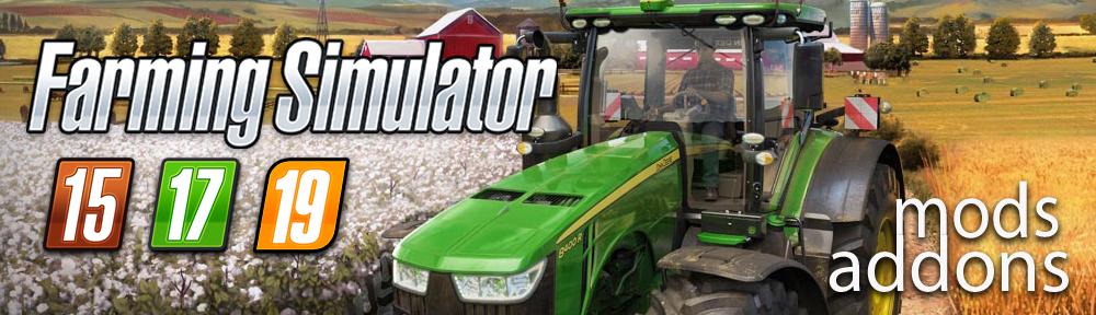 Farming Simulator 19 / 17 Mods addons